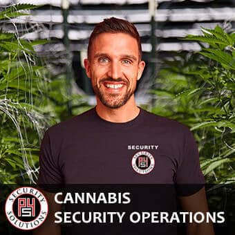 Protection Services - Cannabis Security | P4 Security