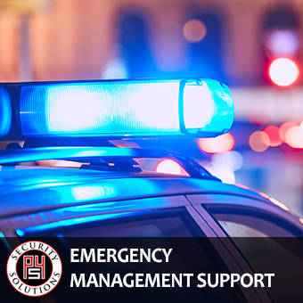 Emergency Management Support