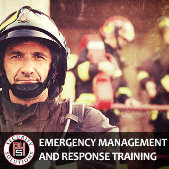 Emergency Management and Response Training
