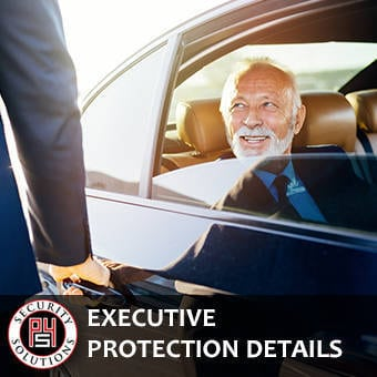 Executive Protection Details