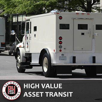 High Value Asset Transit Services
