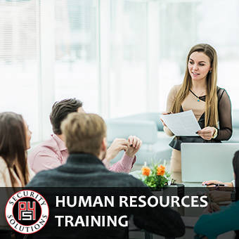Human Resources Training