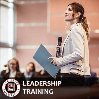 Professional Leadership Training