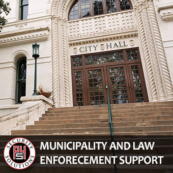 Municipality and Law Enforcement Support