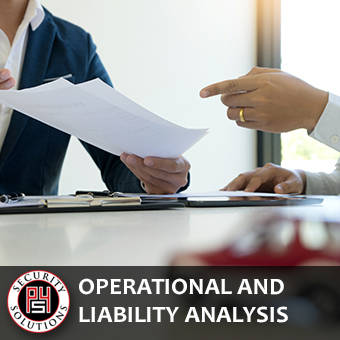 Operational and Liability Analysis Services