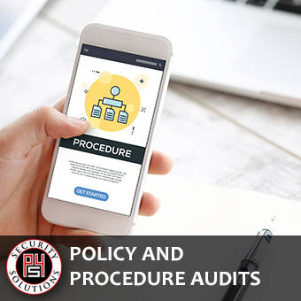 Policy and Procedure Audits