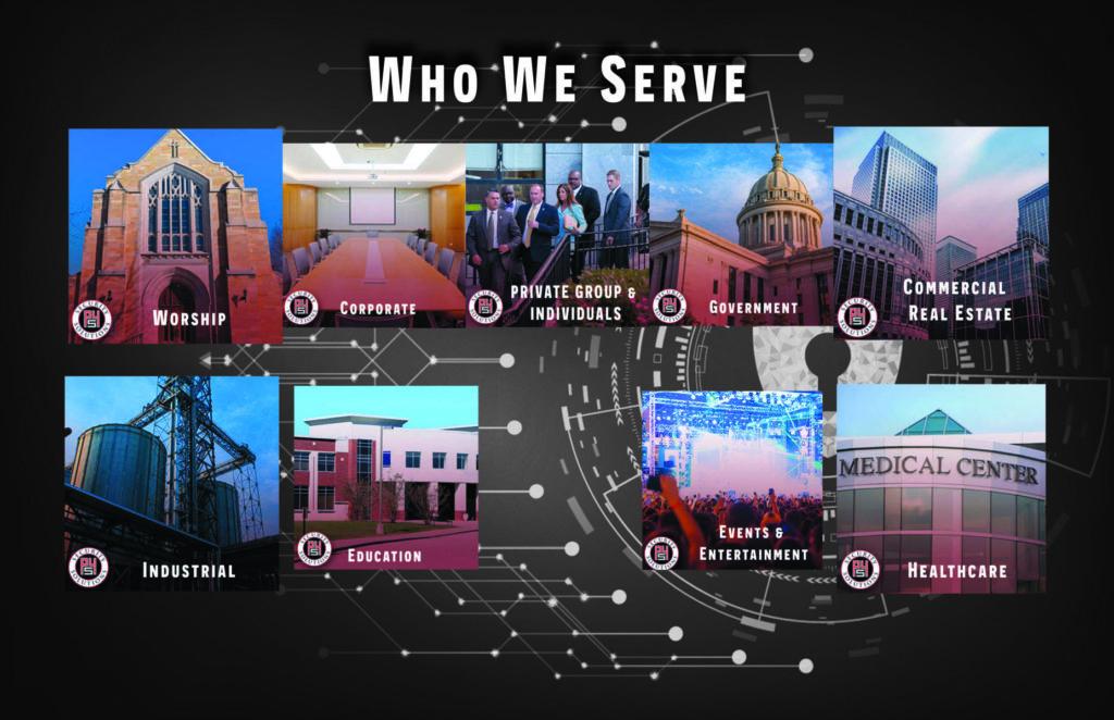 P4SS Who We Serve